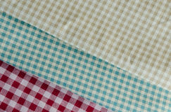 Tablecloth textile Royalty Free Stock Image