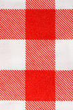 Tablecloth texture detail background Royalty Free Stock Images
