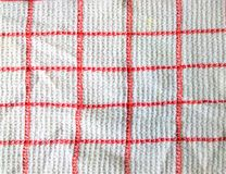 Tablecloth - Texture. A shot of tablecloth texture Royalty Free Stock Images