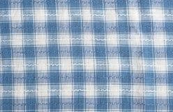 Tablecloth verific Foto de Stock Royalty Free