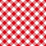 Tablecloth wzór Obrazy Royalty Free