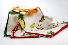 Tableclothes Stock Photo