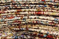 tablecloths Royaltyfria Foton