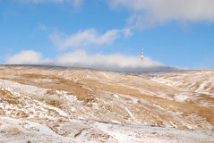 Tableland горы Стоковое Изображение RF