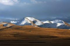 tableland Тибет Стоковые Фотографии RF