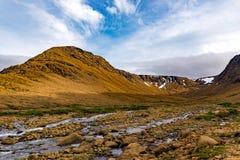 Tablelands του εθνικού πάρκου Gros Morne, νέα γη Στοκ φωτογραφίες με δικαίωμα ελεύθερης χρήσης