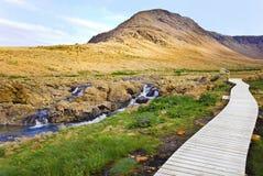 Tablelands, Newfoundland Stock Image