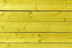 Tablero claro de madera cruda Foto de archivo libre de regalías