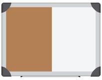 Tablero combinado oficina Imágenes de archivo libres de regalías