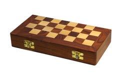 Tablero de ajedrez Foto de archivo