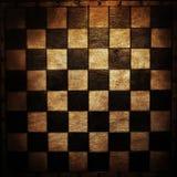 Tablero de ajedrez Fotografía de archivo libre de regalías