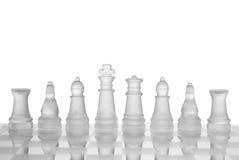 Tablero de ajedrez Fotografía de archivo