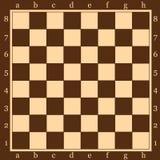 Tablero de ajedrez libre illustration