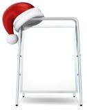 Tablero de bocadillo de la Navidad. Fotografía de archivo libre de regalías