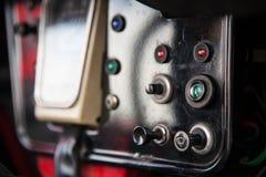 Tablero de instrumentos de Citroen Foto de archivo