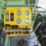 Tablero de instrumentos locomotor Imagen de archivo