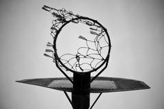 Tablero de la cesta de Zenital imagen de archivo