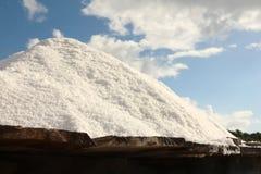 Tablero de la sal Fotos de archivo