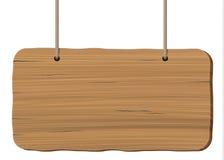 Tablero de madera Imágenes de archivo libres de regalías
