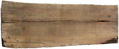 Tablero de madera Foto de archivo libre de regalías