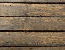 Tablero de madera del piso fotos de archivo