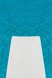 Tablero de salto Imagen de archivo libre de regalías