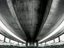 Tablero de un puente Imagen de archivo