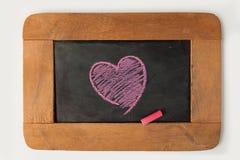 Tablero del amor Imágenes de archivo libres de regalías