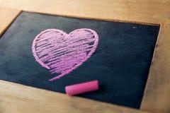 Tablero del amor Imagenes de archivo