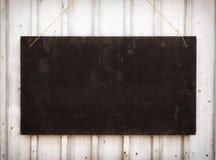 Tablero del menú Imágenes de archivo libres de regalías