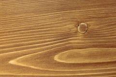 Tablero marrón de madera, textura del pino-árbol Fotos de archivo