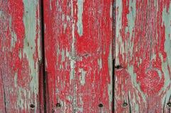 Tablero rojo Foto de archivo libre de regalías