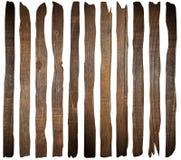 Tableros de madera antiguos de Brown fotografía de archivo libre de regalías
