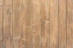 Tableros de madera de Brown Imágenes de archivo libres de regalías