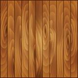 Tableros de madera de la textura del vector Tablón de madera Imagen de archivo libre de regalías