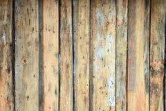 Tableros de madera resistidos foto de archivo libre de regalías