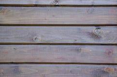 Tableros del pino Foto de archivo libre de regalías