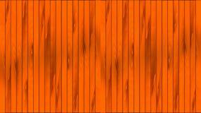 Tableros marrones de madera hermosos con los nudos, las costuras y la textura de madera La textura del entarimado de madera, enta stock de ilustración