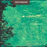 Tableros verdes pintados textura Foto de archivo
