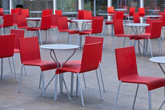 Tables and Chairs Stock Images
