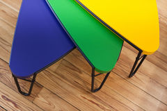 Tables Royalty Free Stock Photography