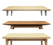 Tables Royalty Free Stock Photo