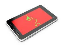 tablet Royaltyfri Fotografi