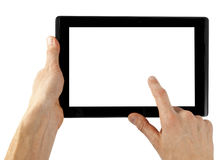 Tablet Royalty Free Stock Photo