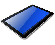Tablet. Computer, realistic vector illustration Stock Photography