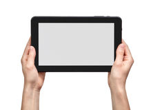 Tablet stock photos
