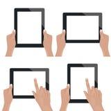 Tablet Fotografering för Bildbyråer