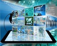 tablet Royalty-vrije Stock Foto's