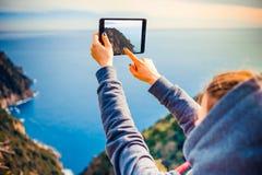 tablet fotografie stock