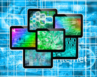 tablet Stock Foto's